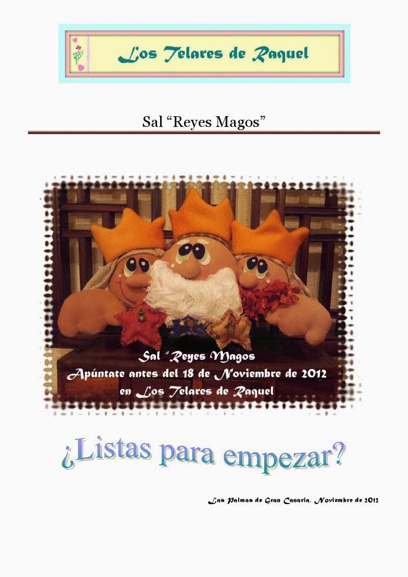 Sal REYES LOS TELARES DE RAQUEL