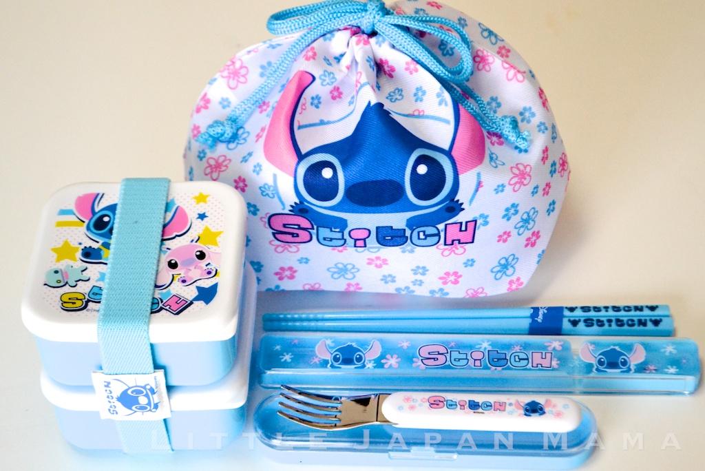 Cute Stitch Disney Disney Stitch Complete Bento