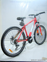 4 Sepeda Gunung ELEMENT AVENGER 26 Inci