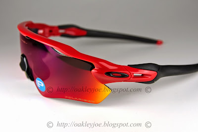 black and red oakley sunglasses s360  fake oakley radar red iridium