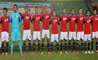 منتخب مصر للشباب يخوض ثانى مبارياته أمام منتخب العراق فى الساعة الثامنة مساء اليوم الأربعاء