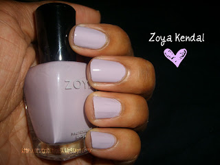 Zoya Kendal Feel Collection