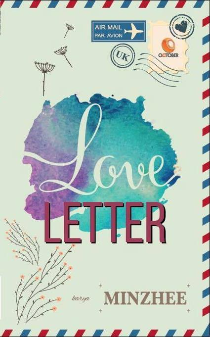 LOVE LETTER (terbitan October Love, July 2015)