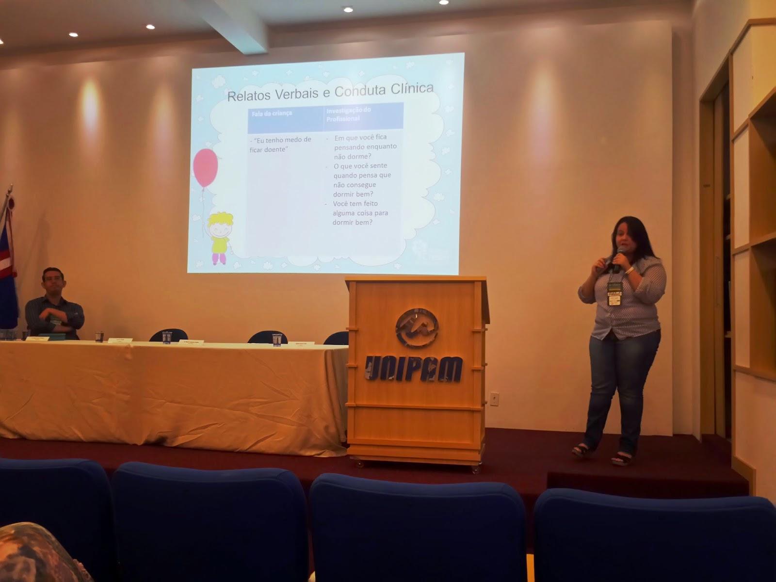 Sócios do Instituto Crescer participam de Congresso do Curso de Medicina UNIPAM 3