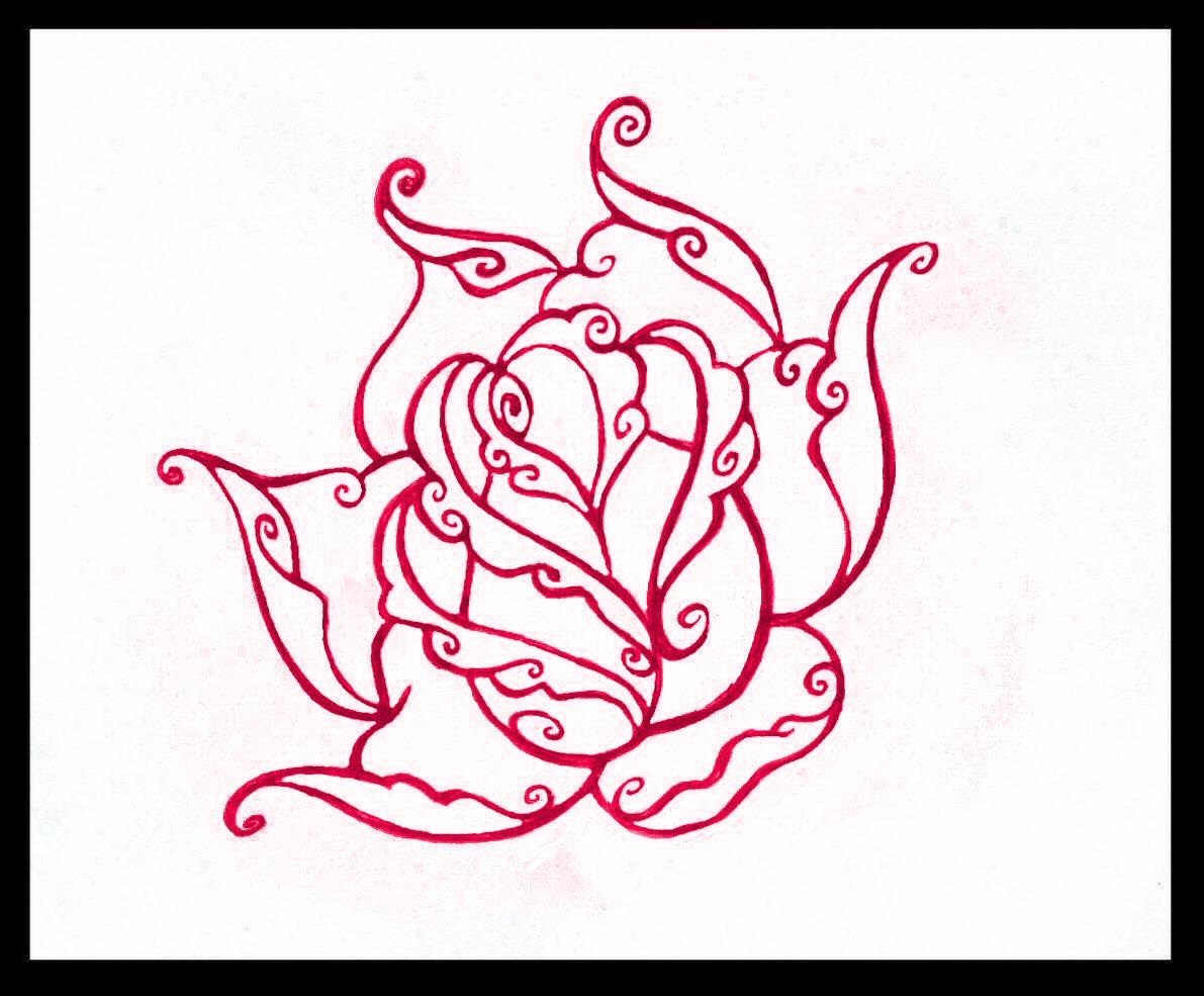 tattoos magazine rose tattoos designs no 1