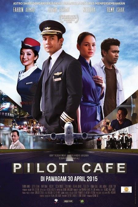 Filem Pilot Cafe 2015