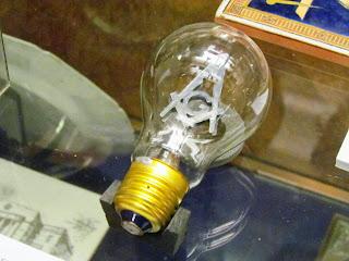 Freemason, Light bulb, The United Grand Lodge, London