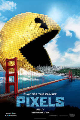 Pixels(2015) Full Hollywood MOVIE HD