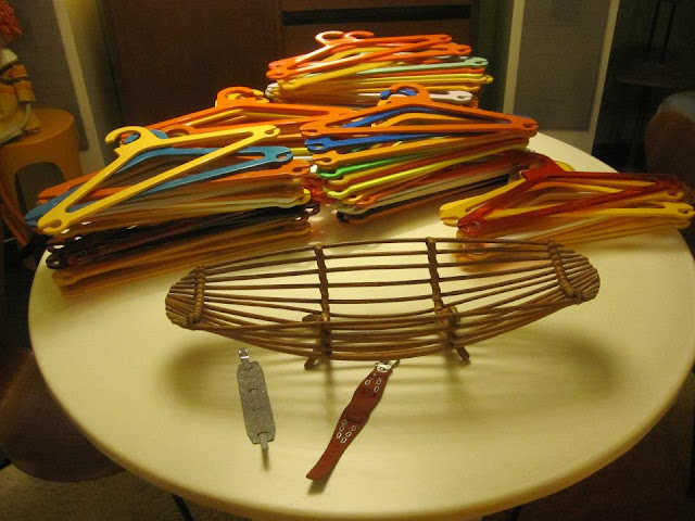 70s hanger 1960 1970 60s plastic basket fruit mid century 1950 50s 1960 60s 1970 70s watchband