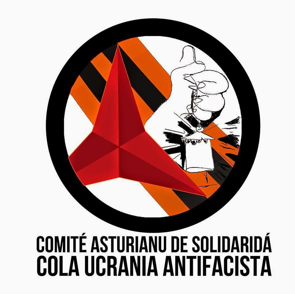Asturies con Ucrania