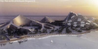 Zira Zero Island Masterplan - Île de Zira
