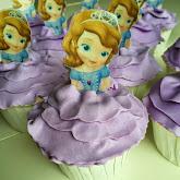 Prinsessan Sofia cupcakes