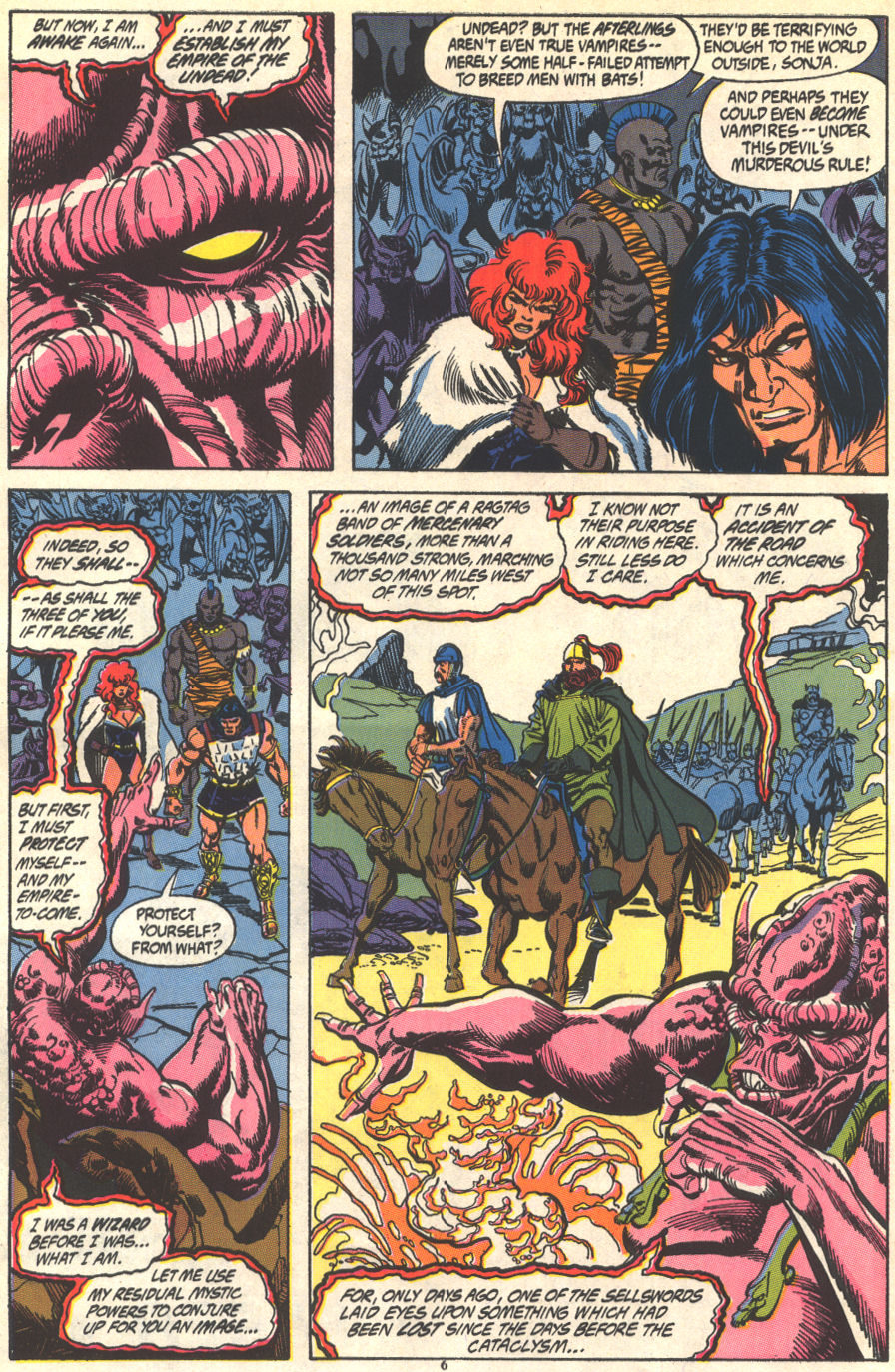 Conan the Barbarian (1970) Issue #245 #257 - English 6