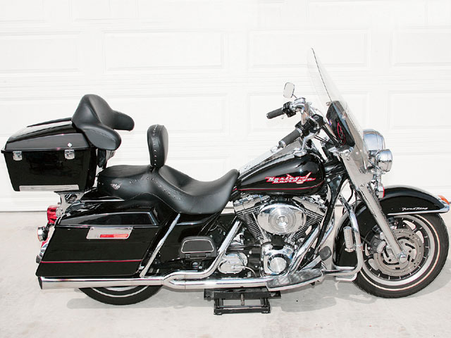 Harley-Davidson Road King Seats