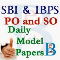 SBI PO Model Papers with Answers