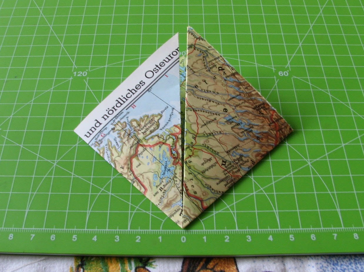 how to make an origami bazooka