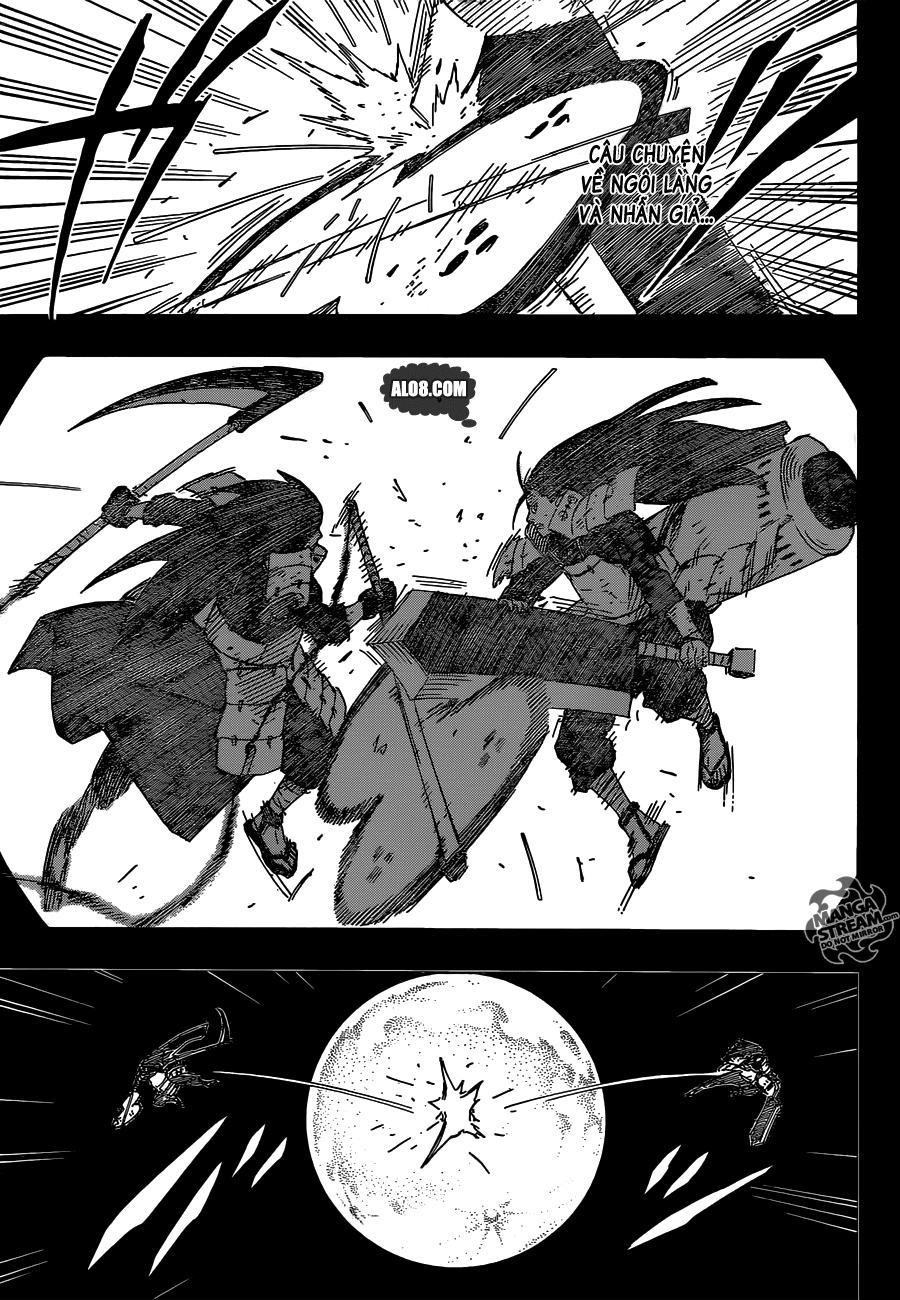 Naruto chap 620 Trang 13 - Mangak.info