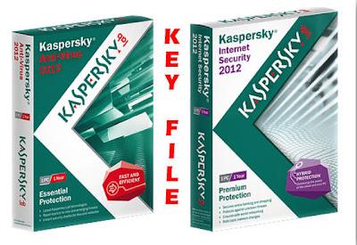 Kaspersky Anti-Virus+Internet Security 2012 Key Pack (02-July-2012)