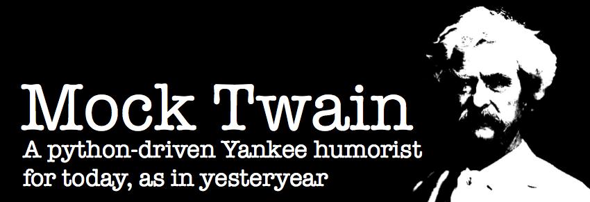 Mock Twain