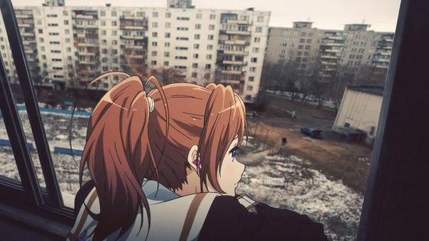 Anime, Ilustrasi, Foto, Gambar, 2D, Jepnag, Dunia Nyata, Real Life, Waifu, Shoujo Anime