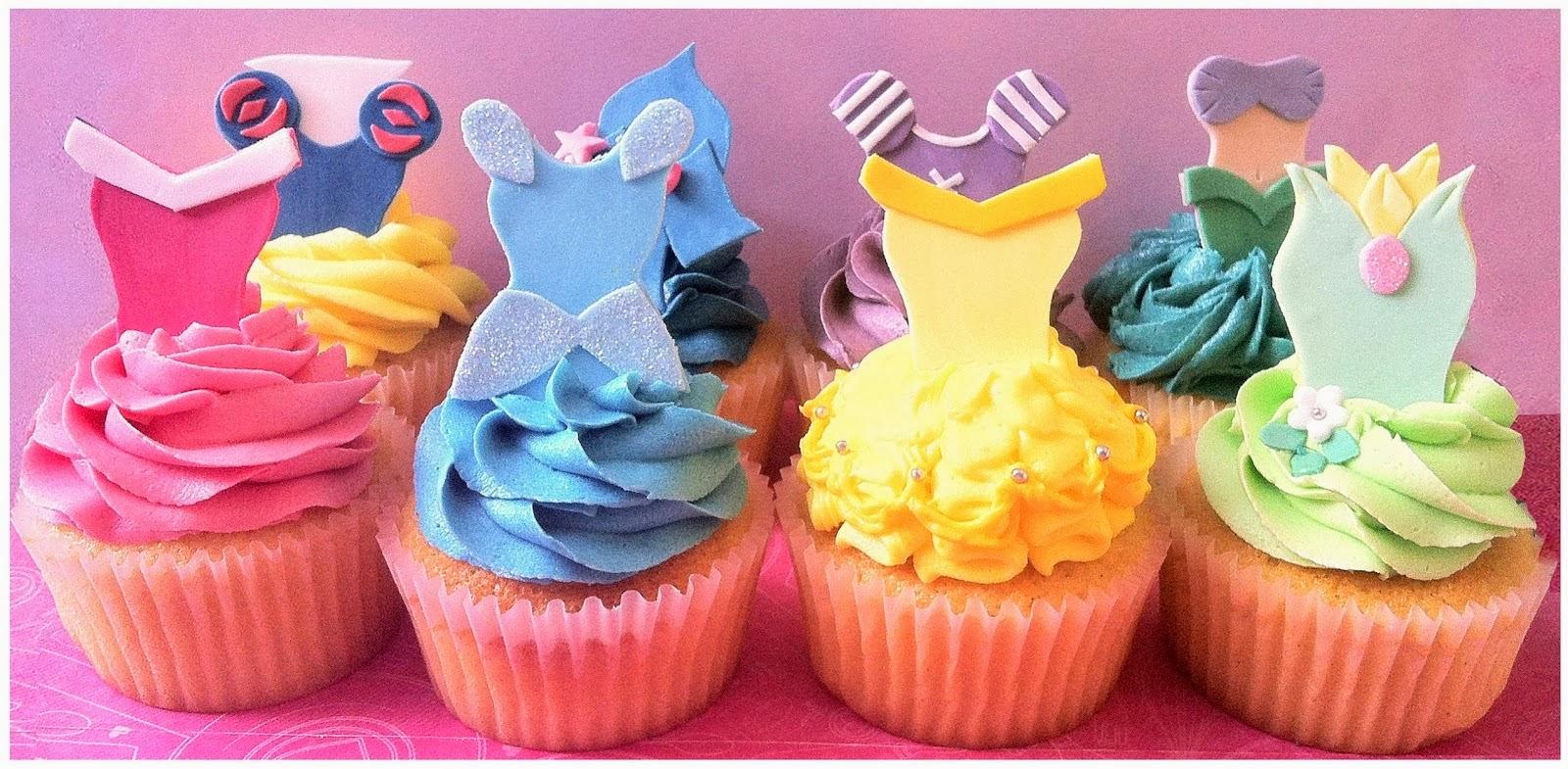 comel cupcake
