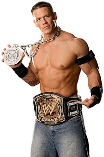 John Cena Champion of wwe