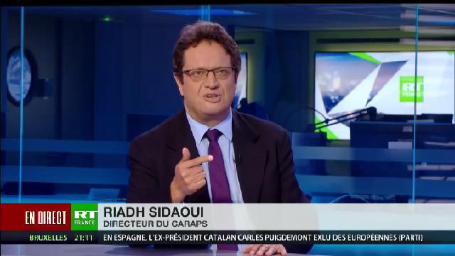 Riadh Sidaoui: Que signifie l'arrêt de Said Bouteflika et Toufik?