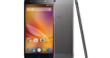 ZTE تطلق أول هاتف بتقنية Force Touch