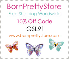 BornPrettyStore Discount Code GSL91
