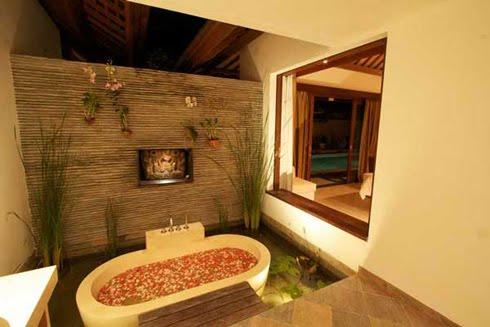 Villa Seriska Sanur Bathroom