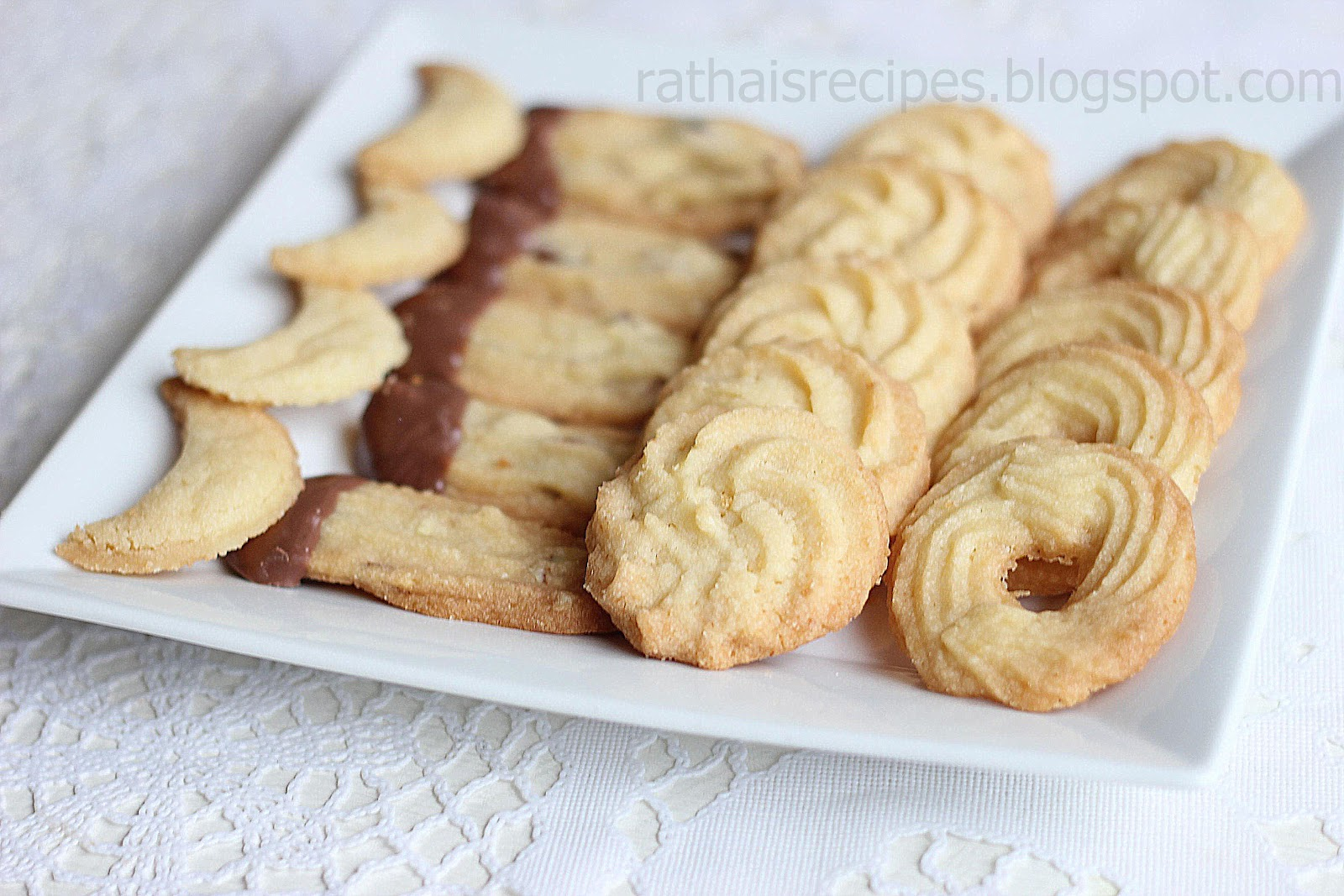 Coconut flakes cookie recipes