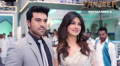 Zanjeer (Thoofan) Priyanka chopra hot with Ramcharan