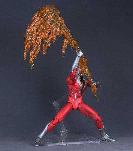 Ultra-Act Guren Fire review