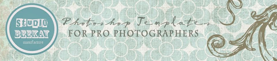 Photoshop Templates for Pro Photographers