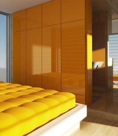 desain rumah portable minimalis sederhana tapi mewah