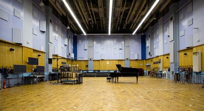 Scoring Stages: Abbey Road