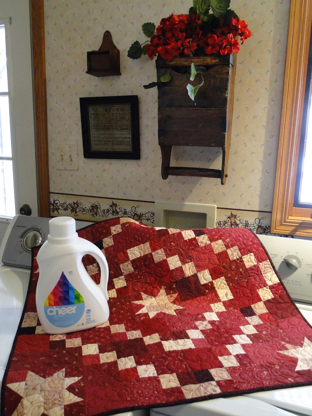Heartspun Quilts ~ Pam Buda: Pre-Wash or Don't Pre-Wash?? That is ... : prewash quilt fabric - Adamdwight.com