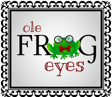 Ole Frog Eyes