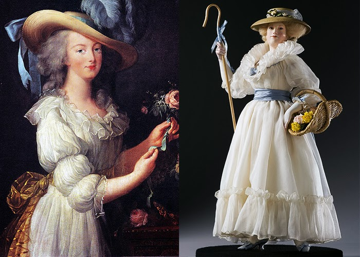 Reading Treasure: Halloween Masquerade: Marie Antoinette ...