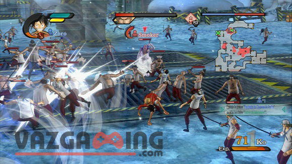 One Piece Pirate Warriors 3 Gameplay 3