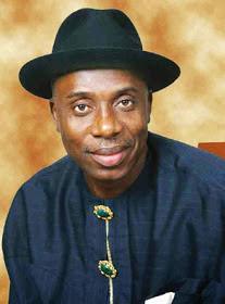 Governor Rotimi Amaechi