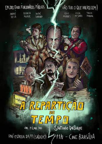 A Repartição do Tempo Torrent - WEB-DL 720p/1080p Nacional