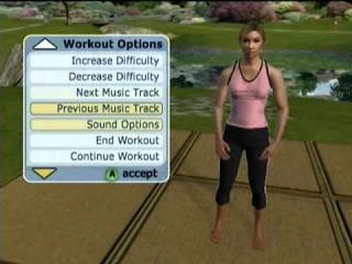 Yourself!Fitness PS2