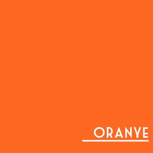 Arti Warna Oranye