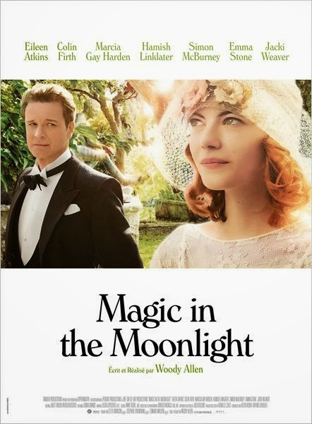 MAGIC IN THE MOONLIGHT affiche
