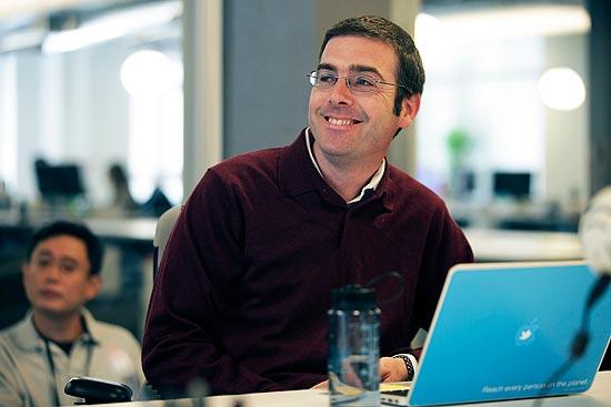 Alex Macgillivray, diretor jurídico do Twitter