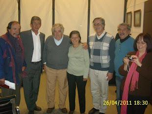 Encuentro con el Presidente de la República José Pepe Mujica