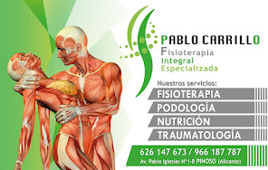 Fisioterapia Pablo Carrillo