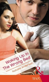 Waking Up in the Wrong Bed by Natalie Anderson