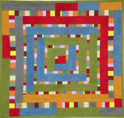 Debby Kratovil Quilts Fractured Jewels With Windham Fabrics